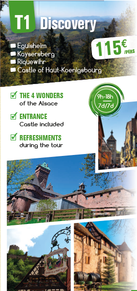 Tourism in Alsace Colmar
